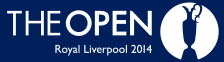 The Open Championship 2014 at Royal Liverpool Golf Club, Hoylake